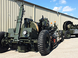 Mobile Arresting Systems - SCAMA